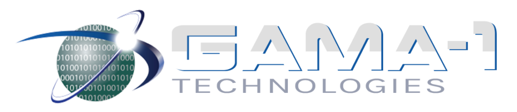 GAMA-1 Logo